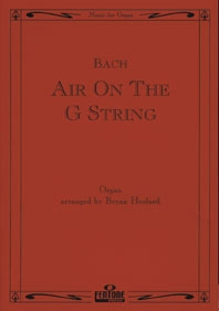 Air On The G String : Piano (Fentone)