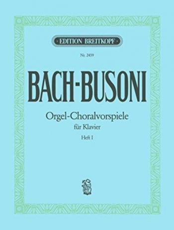 Orgel: Choral Preludes: Part 1: Organ