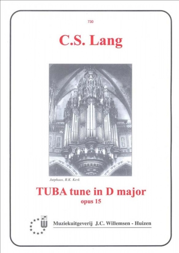 Tuba Tune In D Major Op15: Organ