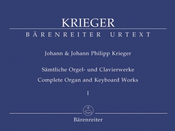 Complete Organ And Keyboard Works: 1  (Barenreiter)
