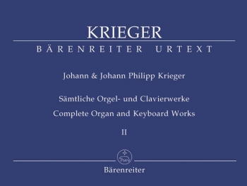 Complete Organ And Keyboard Works: 2  (Barenreiter)