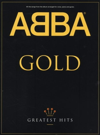 Abba Gold: Piano Vocal Guitar