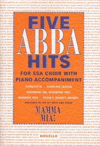 The Novello Youth Chorals: Five Abba Hits (SSA)