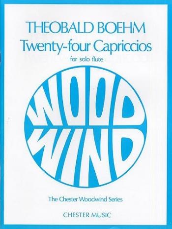 24 Capriccios: Op 26: Flute (Chesters)