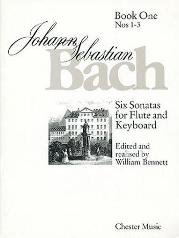 6 Sonata: Book 1: Flute & Piano (Chester)