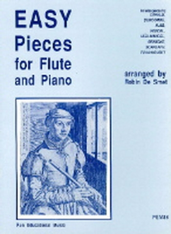 Easy Pieces For Flute And Piano