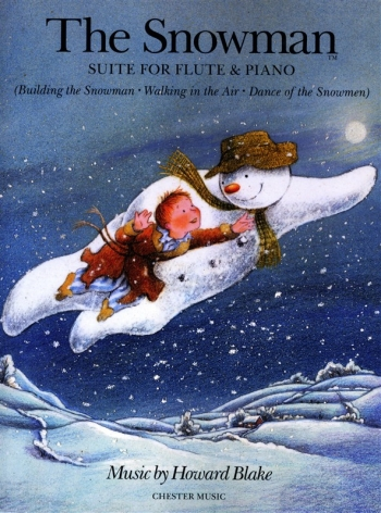 Snowman Suite: Flute And Piano