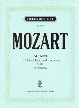 Concerto C Major K299: Flute & Piano (Breitkopf & Henle)