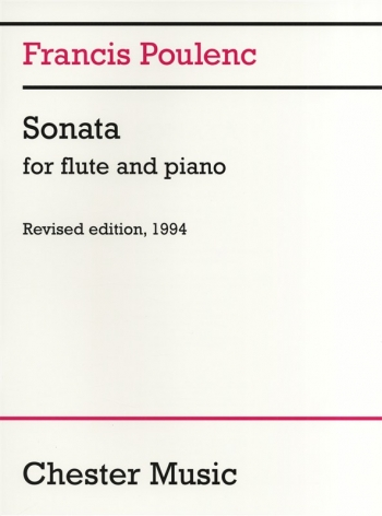 Sonata For Flute & Piano (Chesters)