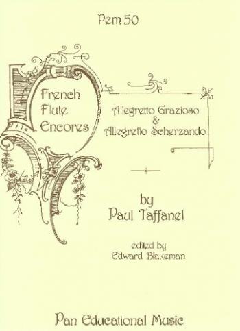 Allegretto Grazioso and Allegretto Scherzando: Flute & Piano