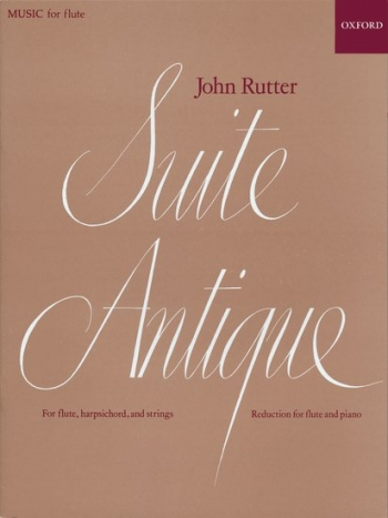 Suite Antique: Flute & Piano (OUP)