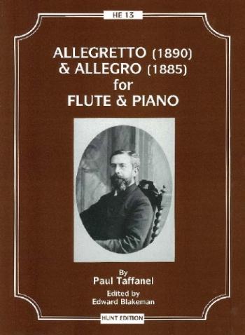 Allegretto and Allegro: Flute & Piano