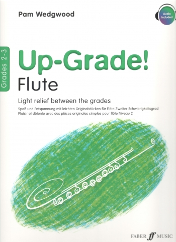 Up-Grade Upgrade 2-3: Flute & Piano (Wedgwood)