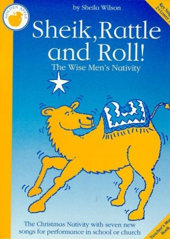 Wilson-sheik Rattle and Roll-teachers Book-vocal-cantata-ks2