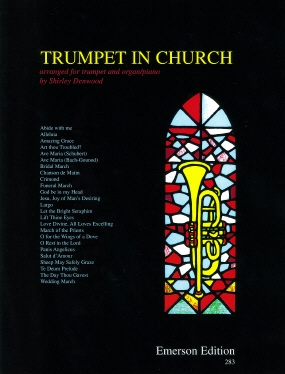 Trumpet In Church Trumpet & Organ /Piano  (Emerson)