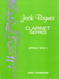 Brymer Clarinet Series: Book 2: Easy Book: Clarinet & Piano