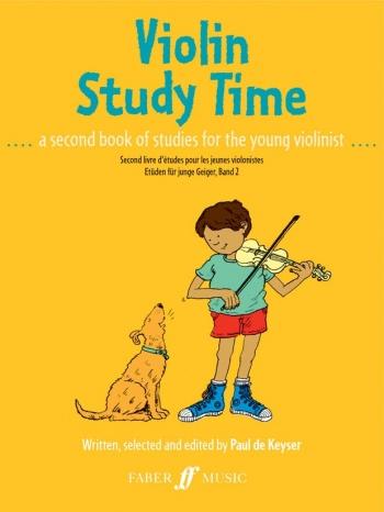 Violin Study Time: Violin: Studies (Keyser)