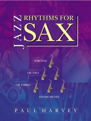 Jazz Rhythms For Saxophone quartet