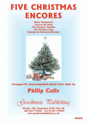 Five Christmas Encores: Vocal SATB
