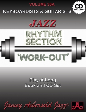 Aebersold Vol.30a: Rhythm Section Workout A: All Instruments