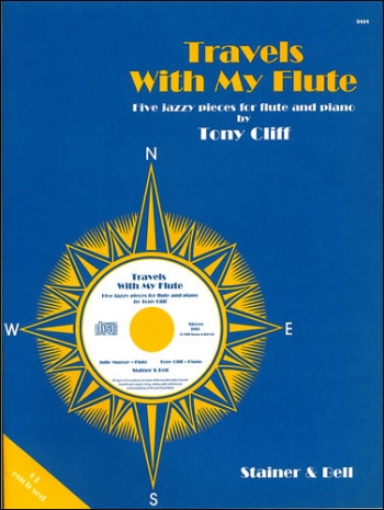Travels With My Flute Book & CD