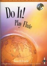 Do It Play Flute: Book 1 Book & CD