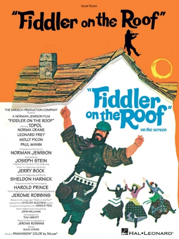 Fiddler On The Roof: Vocal Score