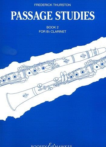Passage Studies: Book 2: Clarinet