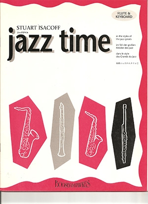 Jazz Time: Flute & Piano (isacoff)