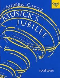 Musicks Jubilee: Vocal Score