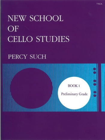 New School Of Cello Studies Book 1  (Stainer & Bell)