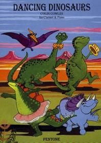 Dancing Dinosaurs: Clarinet & Piano (Fentone)