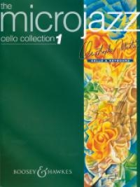 Microjazz Collection 1: Cello & Piano (norton) (Boosey & Hawkes)