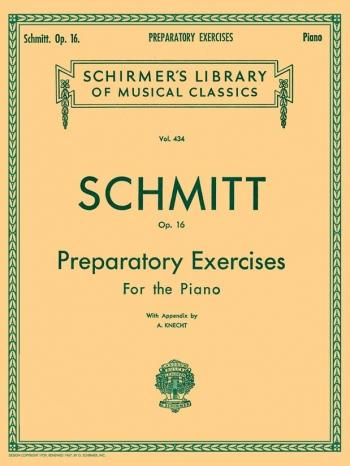 Preparatory Exercises Op16: Piano Studies