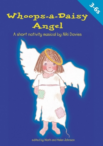 Whoops A Daisy Angel: Ages 3-6  Musical: Book & Cd