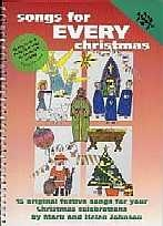 Songs For Every Christmas: Songbook: Ages 5-11 Book & Cd