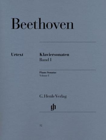Complete Piano Sonatas Vol.1: Piano (Henle)