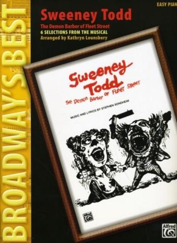 Broadways Best: Sweeney Todd: Easy Piano: Album