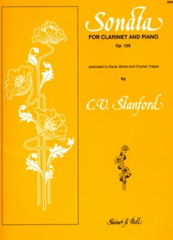 Clarinet Sonata: Op129: Clarinet & Piano