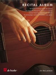 Recital Album: Guitar