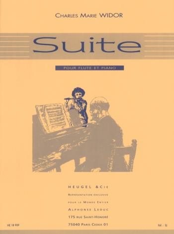 Suite: Flute & Piano (Heugel)