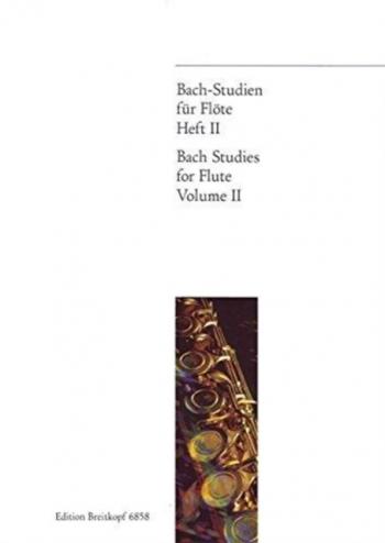 Studies: Vol 2: Flute  (Breitkopf)