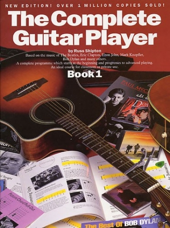 Complete Guitar Player: Book 1: Tutor: New Edition