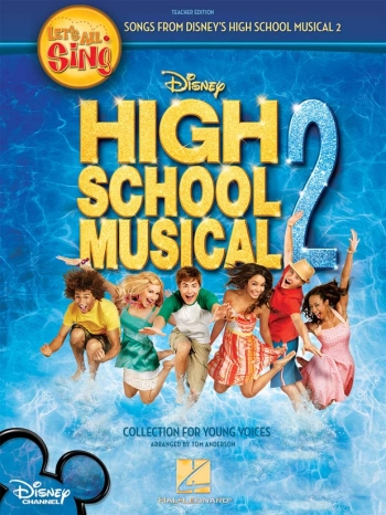 High School Musical  2: Lets All Sing: Piano Vocal Guitar