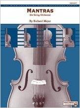 Menyer: Mantras: String: Ensemble: Score and Parts