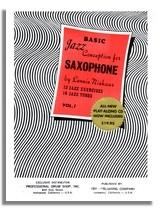 Basic Jazz Conception For Saxophone: 1: Alto Saxophone