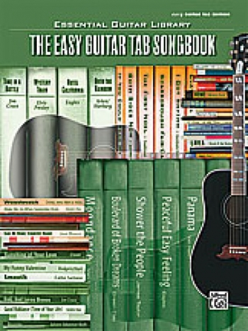 Easy Guitar Tab Songbook: Essential Guitar Library: Guitar Tab