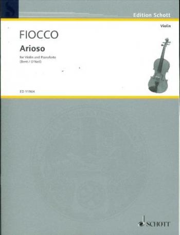 Arioso: Violin & Piano