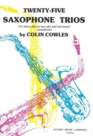 25 Saxophone Trios