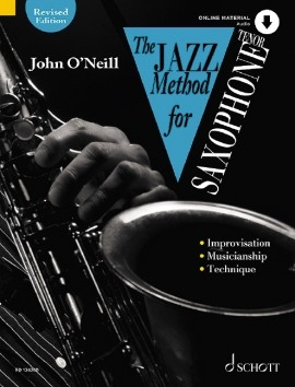 Jazz Method For Tenor Saxophone: Tutor